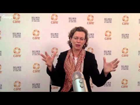 CARE's Ask The Expert: Live with Michelle Nunn on the Syrian Refugee Crisis