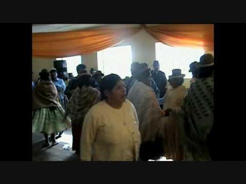 aymaras de huancane matrimonio de vilma quilla 05/2008