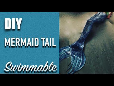 download lagu Diy Swimmable Mermaid Tail Tutorial - Silicone Mermaid Tail gratis
