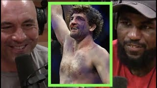 Ben Askren Got Corey Anderson Into MMA | Joe Rogan