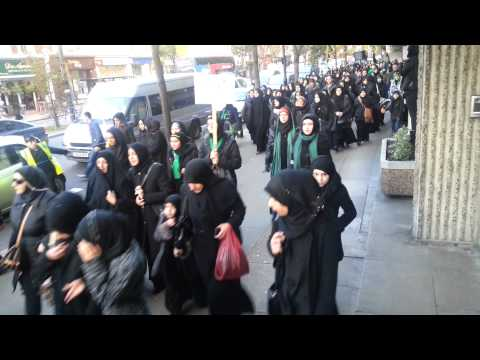 Ashura 2013 London, UK. 4.mp4