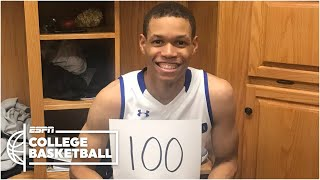 J.J. Culver's 100-point game highlights: Jalen Rose and others react | College Basketball on ESPN