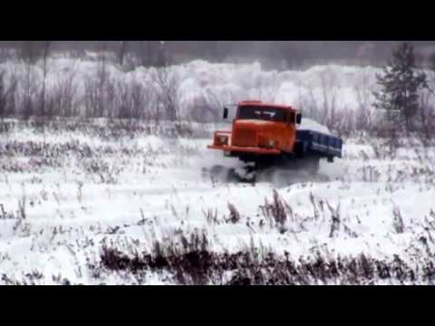 new construction technology, russian trucks in extreme conditions, modern heavy machines
