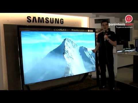 ¡La primera pantalla Ultra HD de 85 pulgadas!