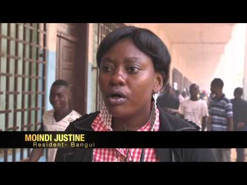 Second round of Presidential elections begins -Central Africa Republic