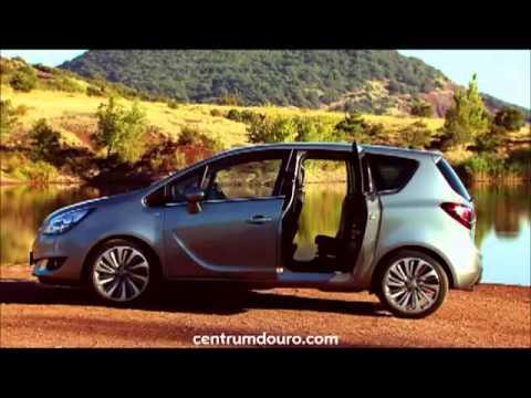 Opel Meriva com novos motores   Centrum Douro