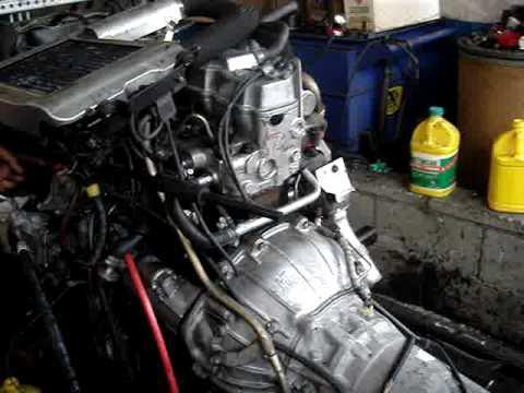 Mitsubishi 4M40 Turbo Montero