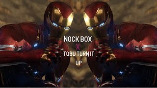 Tobu Turn It Up Trance Bass Boosted