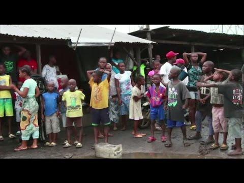 Mer än 40 000 föddes i Liberia utan att registreras - Nyheterna (TV4)