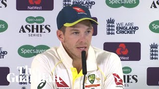 Australian captain Tim Paine: win in first Test is 'huge step in right direction'