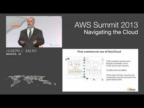 GE on AWS - Customer Success Story