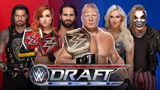 WWE Draft 2019 Rules Explained, HUGE Stipulation Match On SmackDown Tonight