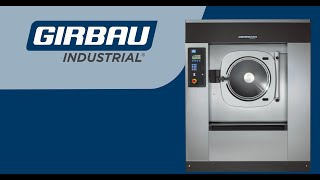Girbau Industrial – EH130 Washer-Extractor and ST-1302 Dryer