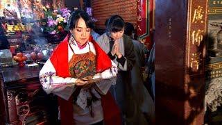 服務神明不再是男人的專利 罕見氣質的媽祖代言人寶島神很大157集 完整版 Blessing Formosa20180110