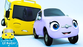 Go Buster - Buster On Ice | BRAND NEW SERIES | Kids Cartoon | Little Baby Bum