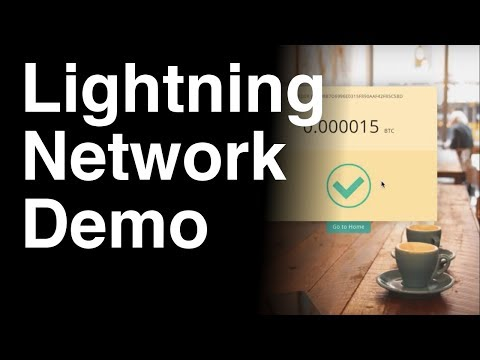 Lightning Network Demo