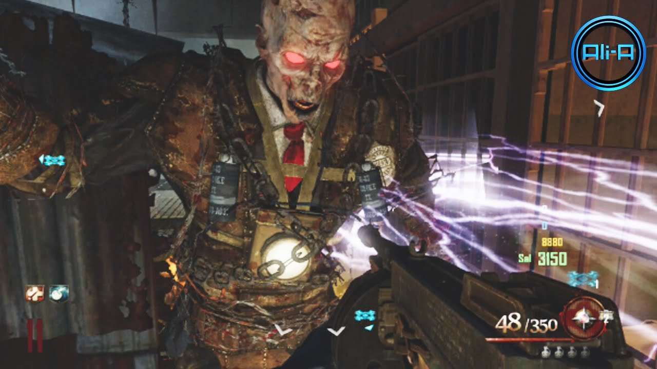 New Boss Zombie Warden Mob Of The Dead Zombies