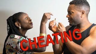 Trini woman finds out her Jamaican boyfriend is cheating