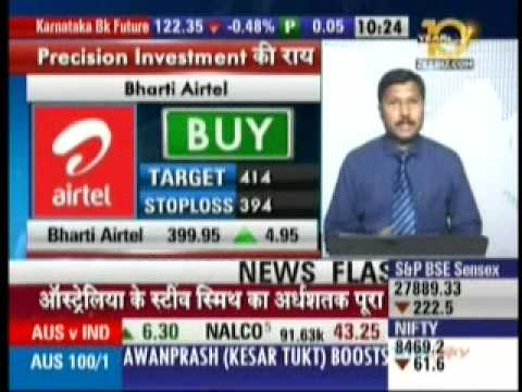 Kiran Jadhav, Technical Analyst, Precision Investment Services on Zee Business on 26 March 2015