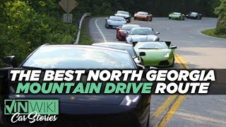 Are mountain drives the best way to sell exotic cars?