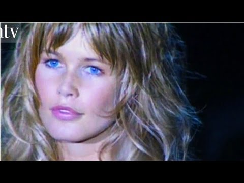 Supermodels of the 90s! Part 1 of 3 | FashionTV 15th Anniversary Special