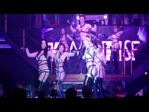 Work Bitch Britney Spears Strip dance Go Go 2 место KamaRise Misto club Харьков танцы