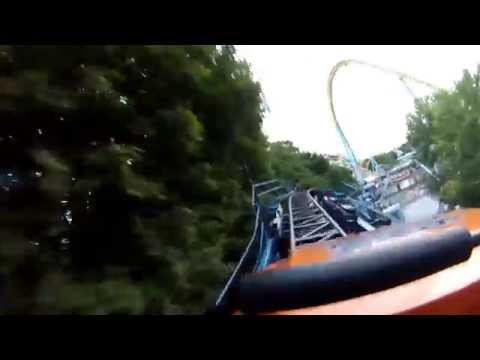 Cayden's 1st big coaster