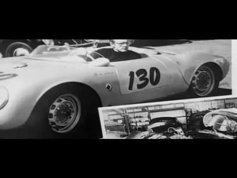 James Dean's Crash - The Truth? Video