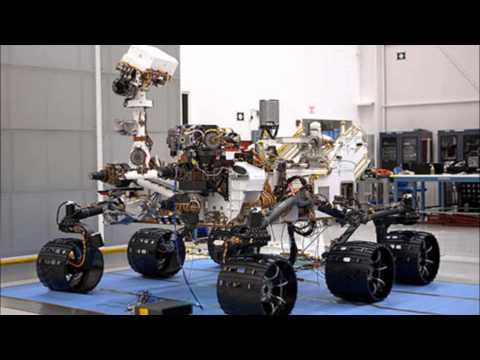 New Mars Rover in 2020