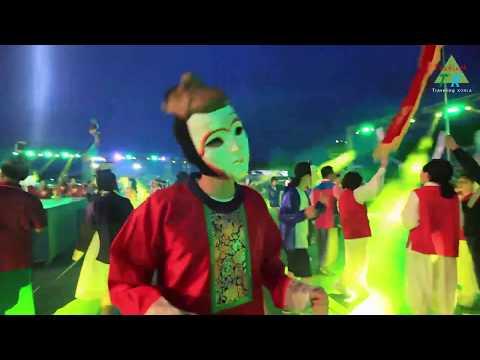 축제 - 안동탈춤 국제페스티벌 대난장 하이라이트 Dance festival local korea