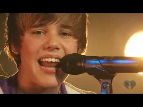 Justin Bieber - So Sick - Stripped Performances