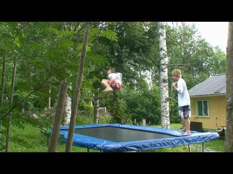 Sick Trampoline Tricks 2
