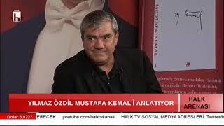 """Yılmaz Özdil yanlışlıkla """"Anti AKP"""" dedi salon yıkıldı"""