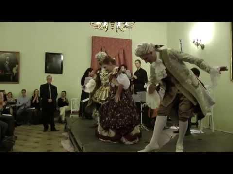 Рамо, Жан-Филипп - «Новая сюита пьес для клавесина». 16.Menuet