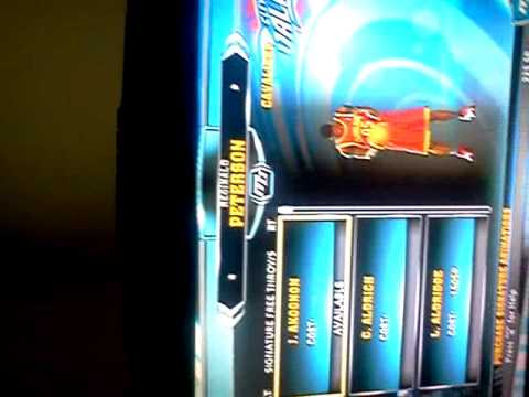 Nba 2k14 unlimited skill points for my player
