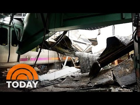 NJ Train Crash: Engineer Says He Has No Memory Of Fatal Accident | TODAY