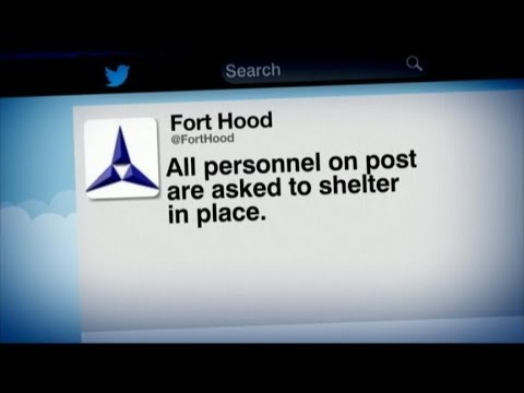 Authorities: Gunman Opens Fire at Fort Hood