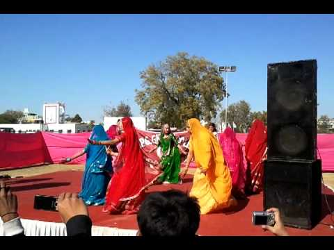 BN College Girls Dance for NYF2011