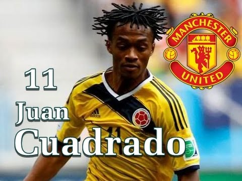 ► Juan Cuadrado || Skills Passes Assists || Colombia Star || Man Utd Transfer