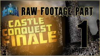 Castle Conquest 2015 - Scenario Paintball Footage Part 1