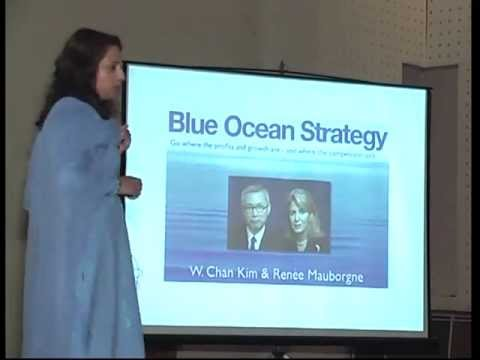 Seminar on Blue Ocean Strategy (BOS) - 9 Feb 2012 @CEE, IBA, Karachi- Part 1 of 4