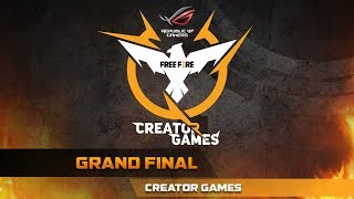 [2019] Free Fire Creator Games