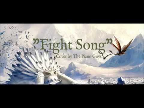 HTTYD: Fight Song/Amazing Grace