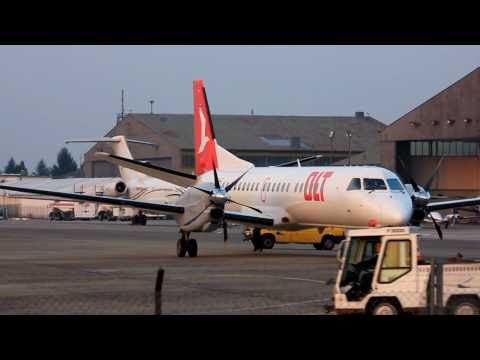 OLT Saab 2000 at Lahr Airport Music Videos