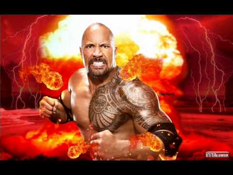 WWE The Rock theme song 2011 Electrifying+ CD Quality