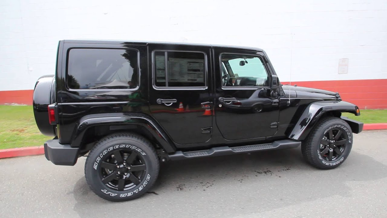 2014 jeep wrangler unlimited sahara altitude edition. Cars Review. Best American Auto & Cars Review