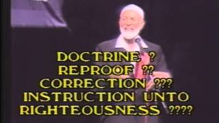 The Bible or the Qur'an, Which is God's word ? – Anis Shorrosh v/s Ahmed Deedat (Part 2)