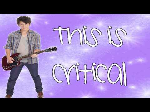Jonas Brothers - Critical Lyrics (JONAS L.A)