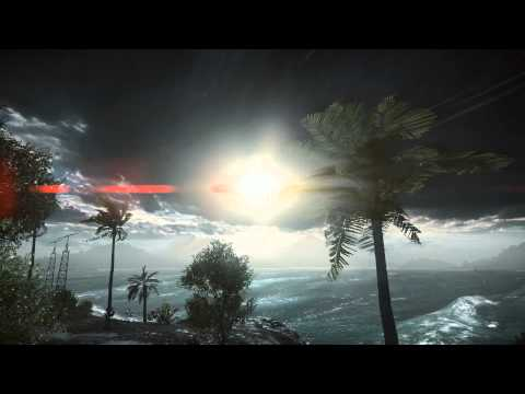 Only In Battlefield 4: Sniping In The Eye Of The Storm