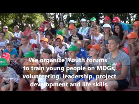 Young Football Volunteers: Sport and Volunteering for MDG (Eng)